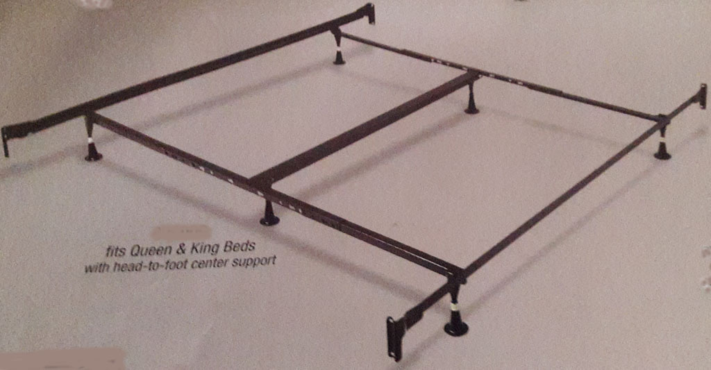 Headboard / Footboard Bed Frame