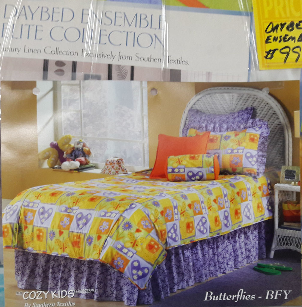 Daybed Ensemble