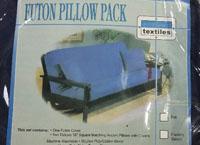 Futon Pillow Packs