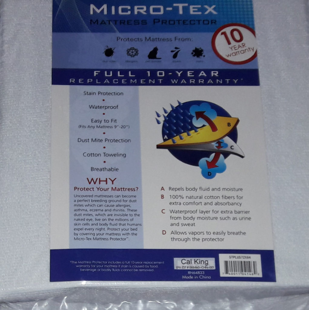 Micro-Tex-Mattress-Protector